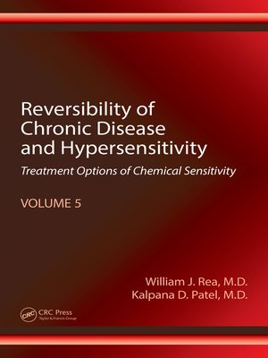 cover image of Reversibility of Chronic Disease and Hypersensitivity, Volume 5