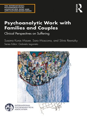 cover image of Psychoanalytic Work with Families and Couples