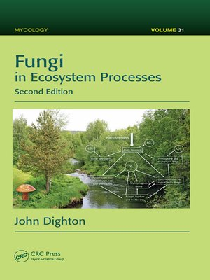 cover image of Fungi in Ecosystem Processes