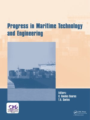 cover image of Progress in Maritime Technology and Engineering