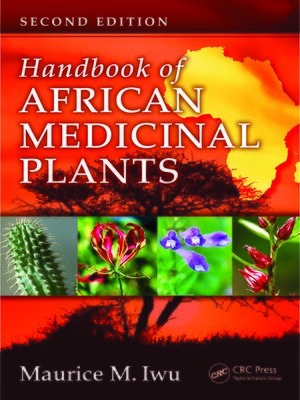 cover image of Handbook of African Medicinal Plants