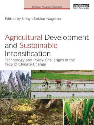 cover image of Agricultural Development and Sustainable Intensification