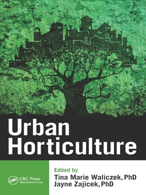 cover image of Urban Horticulture