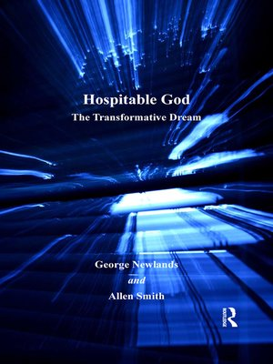 cover image of Hospitable God