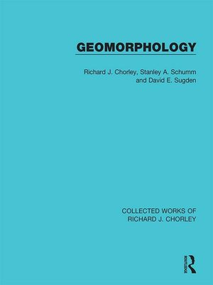 cover image of Geomorphology