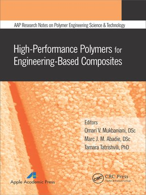 cover image of High-Performance Polymers for Engineering-Based Composites