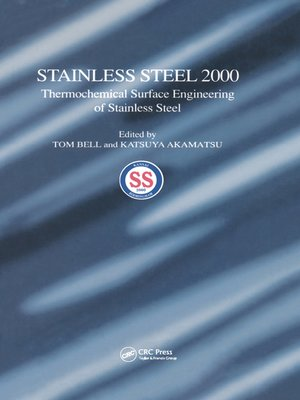 cover image of Stainless Steel 2000