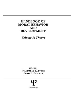 cover image of Handbook of Moral Behavior and Development