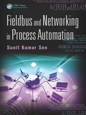 cover image of Fieldbus and Networking in Process Automation