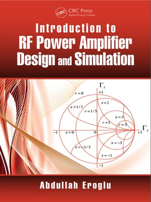 cover image of Introduction to RF Power Amplifier Design and Simulation