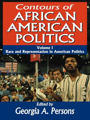 cover image of Contours of African American Politics