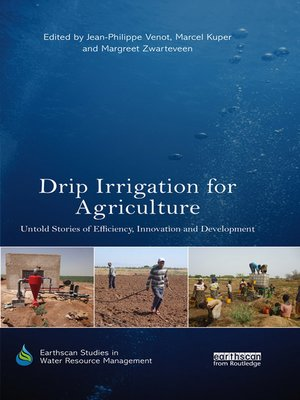 cover image of Drip Irrigation for Agriculture