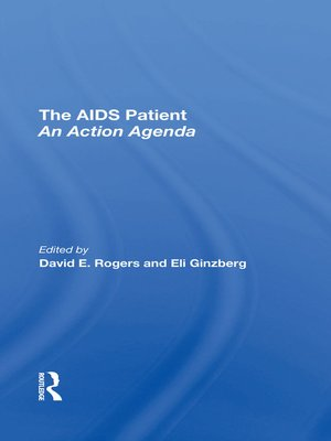 cover image of The Aids Patient