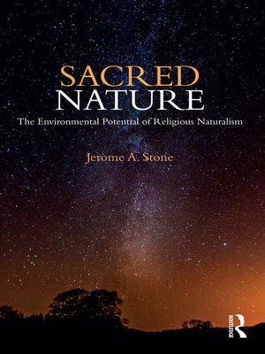 cover image of Sacred Nature
