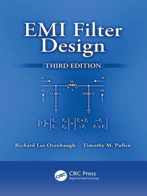 cover image of EMI Filter Design