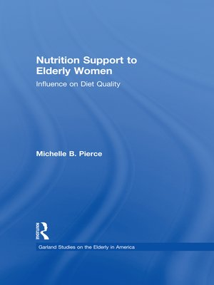 cover image of Nutrition Support to Elderly Women