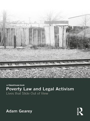 cover image of Poverty Law and Legal Activism