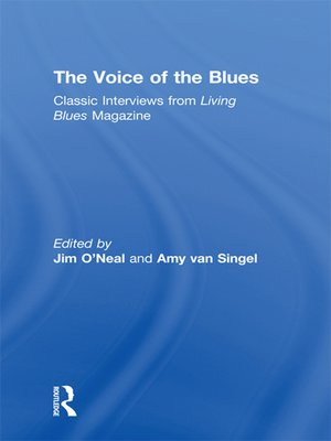 cover image of The Voice of the Blues