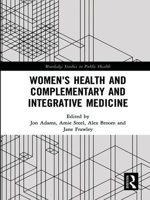 cover image of Women's Health and Complementary and Integrative Medicine