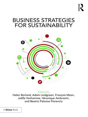 cover image of Business Strategies for Sustainability