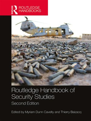 cover image of Routledge Handbook of Security Studies