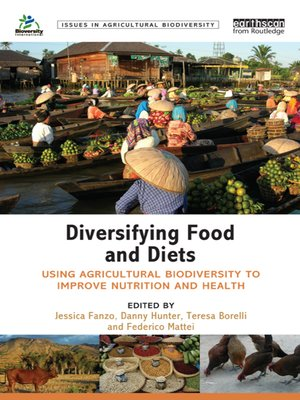 cover image of Diversifying Food and Diets