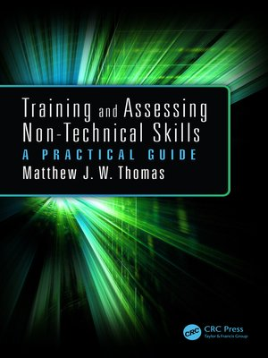 cover image of Training and Assessing Non-Technical Skills