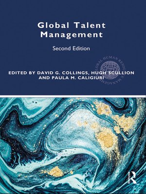cover image of Global Talent Management