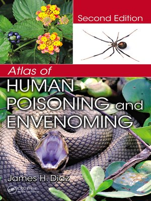 cover image of Atlas of Human Poisoning and Envenoming