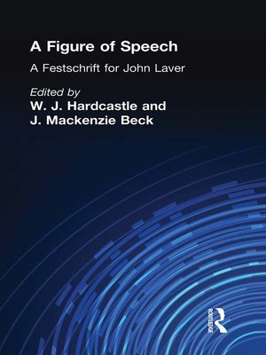 cover image of A Figure of Speech