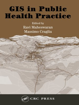 cover image of GIS in Public Health Practice