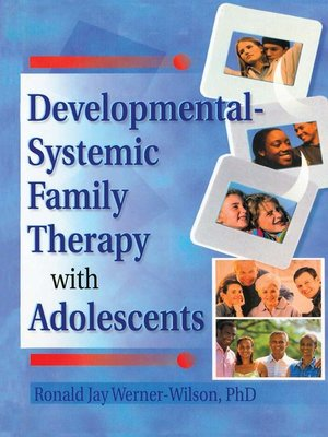 cover image of Developmental-Systemic Family Therapy with Adolescents