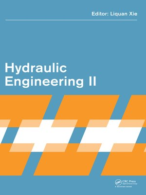 cover image of Hydraulic Engineering II