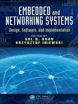 cover image of Embedded and Networking Systems