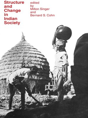 cover image of Structure and Change in Indian Society