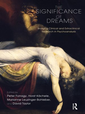 cover image of The Significance of Dreams