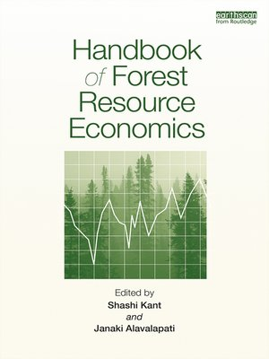 cover image of Handbook of Forest Resource Economics
