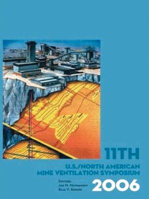 cover image of 11th US/North American Mine Ventilation Symposium 2006