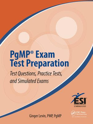 cover image of PgMP® Exam Test Preparation
