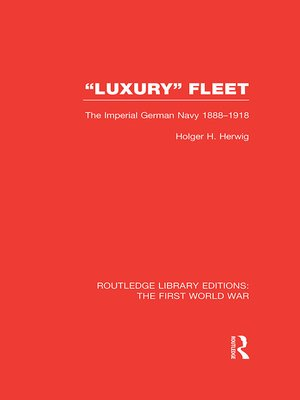 cover image of 'Luxury' Fleet