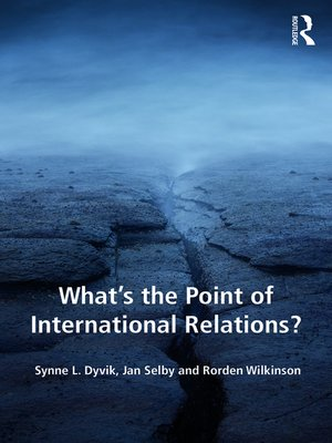 cover image of What's the Point of International Relations?