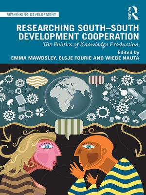 cover image of Researching South-South Development Cooperation