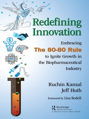 cover image of Redefining Innovation