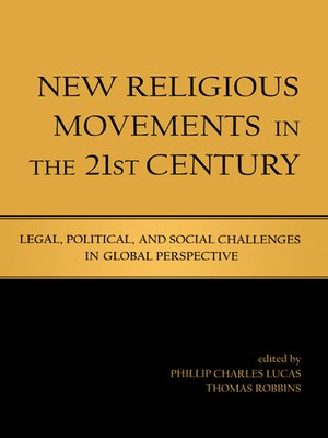 cover image of New Religious Movements in the Twenty-First Century