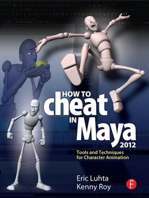 cover image of How to Cheat in Maya 2012
