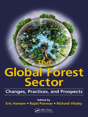 cover image of The Global Forest Sector