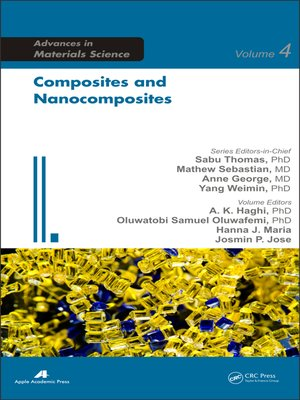 cover image of Composites and Nanocomposites