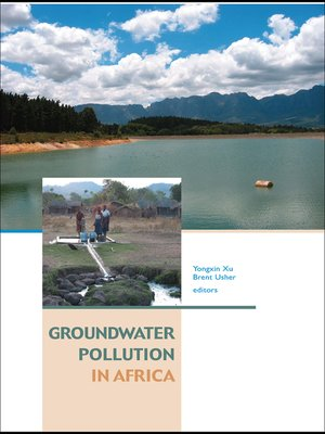 cover image of Groundwater Pollution in Africa