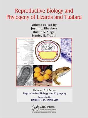 cover image of Reproductive Biology and Phylogeny of Lizards and Tuatara
