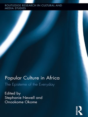 cover image of Popular Culture in Africa